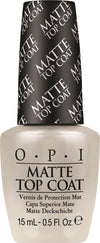 OPI OPI Treatment Matte Top Coat 15ml