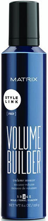 Matrix StyleLink Volume Builder Mousse | Price Attack