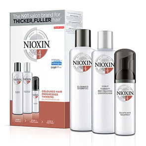 Nioxin Australia Hair Shampoos System Collections Boosters