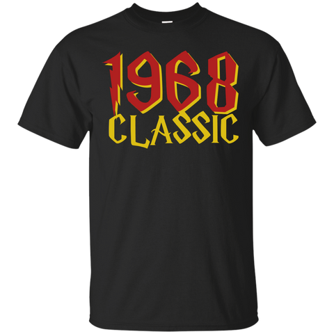 1968 Classic Rock 50Th Birthday Gift T Shirt