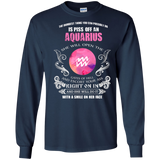 Aquarius Zodiac Tshirt The Dumbest Thing Aquarius Womens Shirt