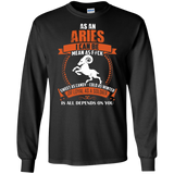 Aries Zodiac Tshirt Funny Aries Birthday T-Shirt