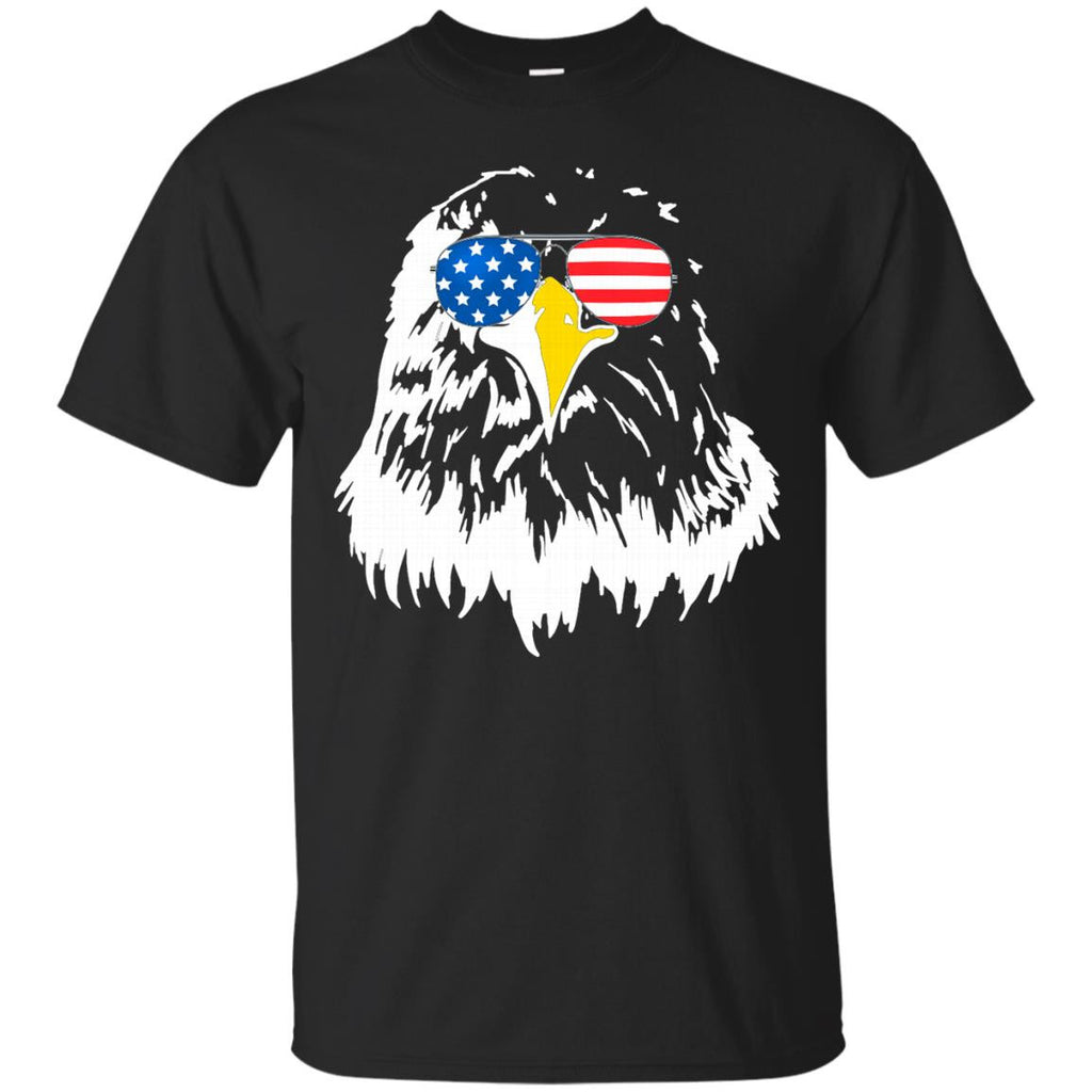 4th Of July Independence Day Eagle Gift T-Shirt