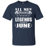 All Men Are Created Equal But The Best Are Born In June