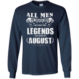 All Men Are Created Equal But The Best Are Born In August