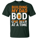 Beer Dad Shirt Funny Dad Gifts From Daughter And Son T-shirts