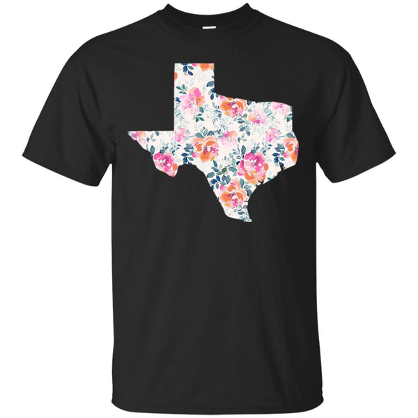 Yellow Rose of Texas Pattern Shirt in Heather Colors