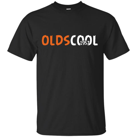 Birthday 60 Years Old T-Shirt Olds Cool 1957 Funny Gift