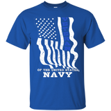 American Flag Shirt Veteran Navy Shirt Navy Flag Shirt