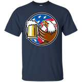 American Eagle Shirts For Men Eagle Christmas Shirt Patriotic American T-Shirts