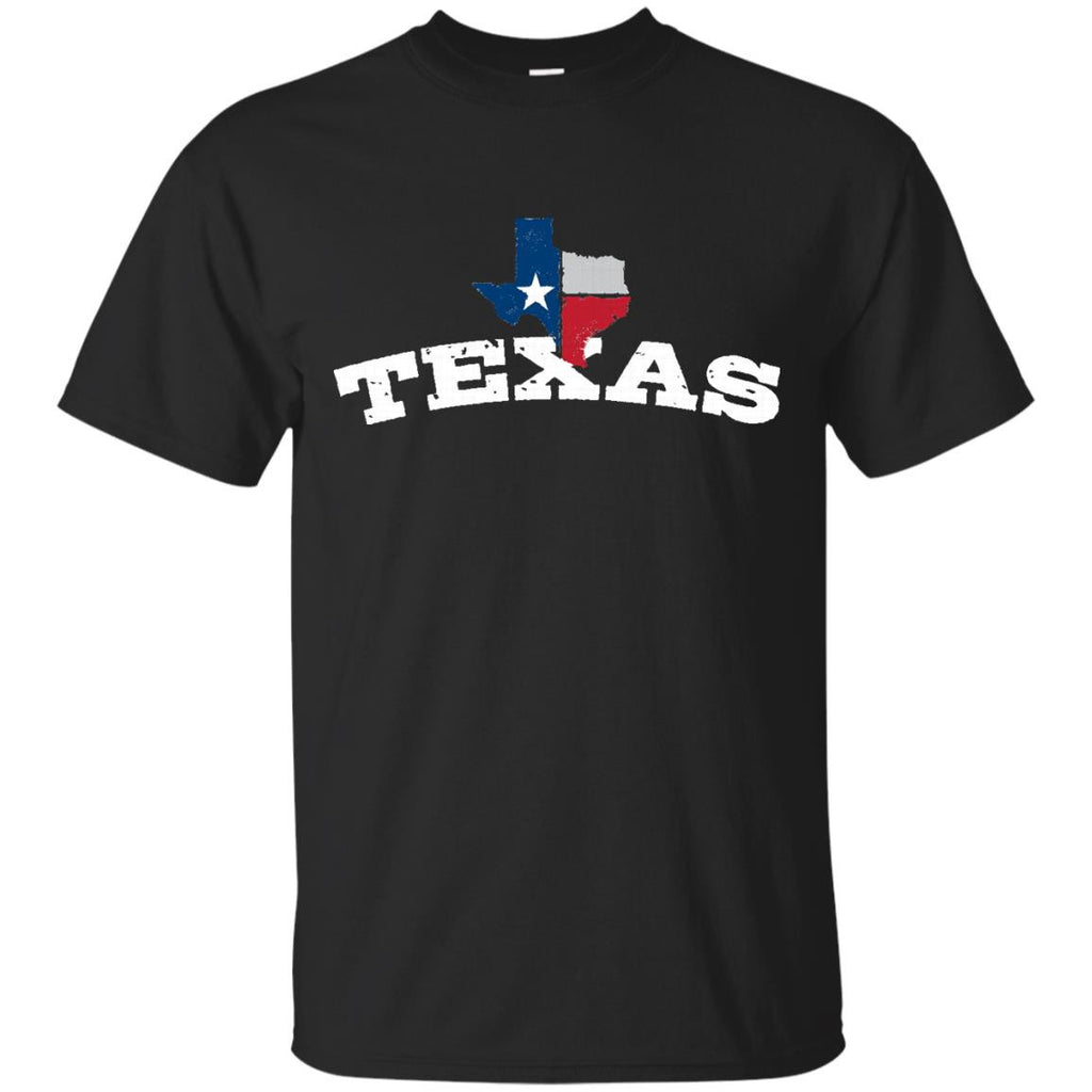 Texas Home T-shirt I Love Texas The Lone Star State Texas