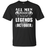 All Men Are Created Equal But The Best Are Born In October