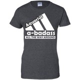 Aquarius Zodiac Tshirt Funny Birthday Gifts For Friends Men Women