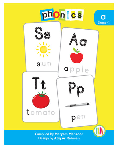 Phonics Reading Stage-1 a