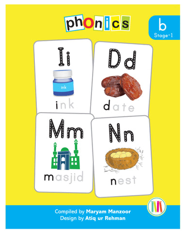Phonics Reading Stage-1 b