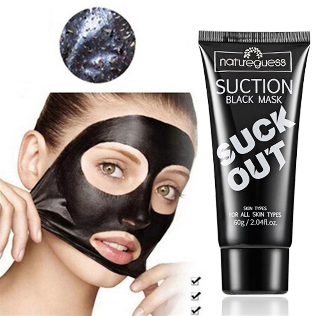 Charo Cosmetics Approved Bamboo Charcoal Cleansing Peeling Mask