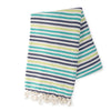 Ocean & Palm Turkish Towel