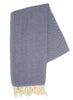 Navy Turkish Traveler II Towel