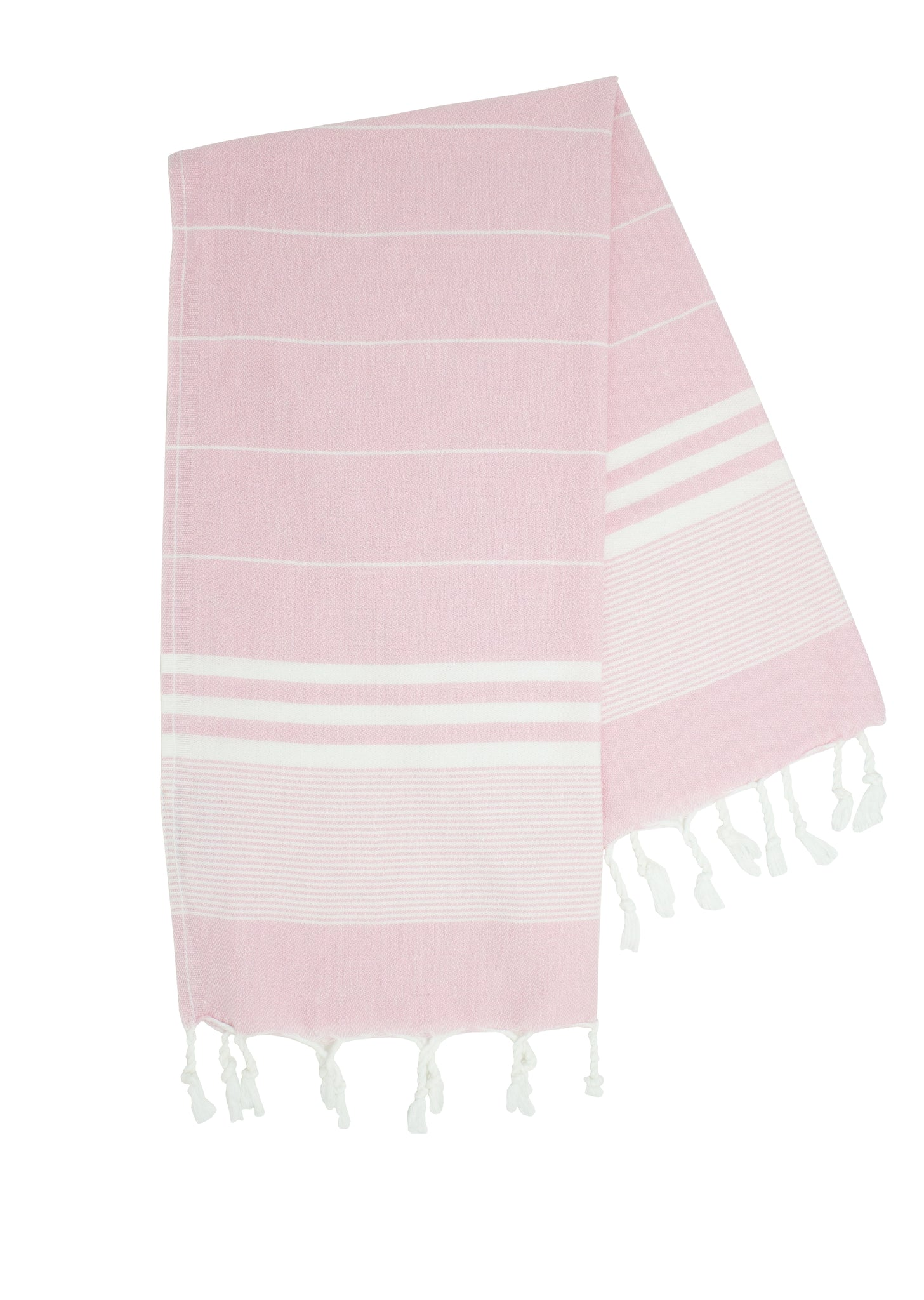 Light Pink Small Turkish Towel