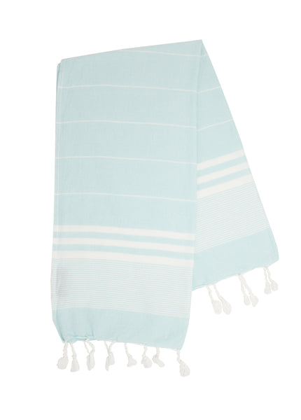 Mint Small Turkish Towel