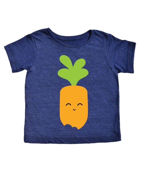 Adult Happy Carrot T-shirt Unisex