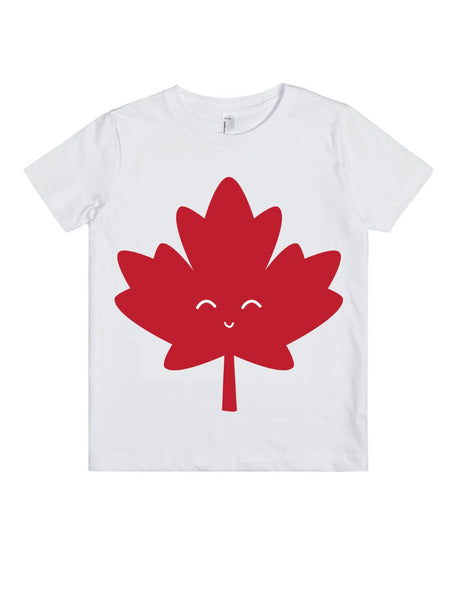 Maple Leaf T-shirt Adult Unisex
