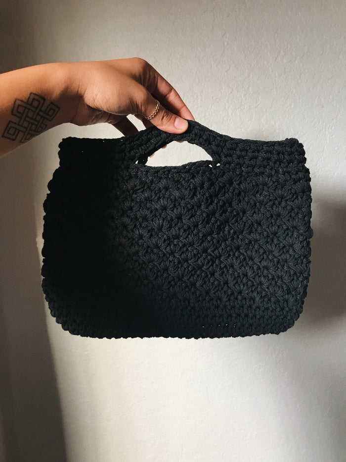 Crochet Bae Clutch