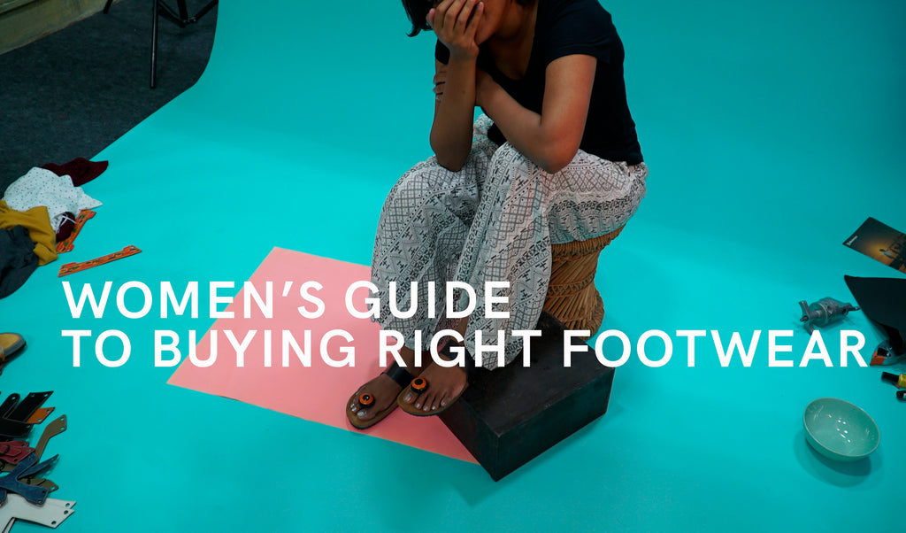 A must read before you make you next footwear purchase.