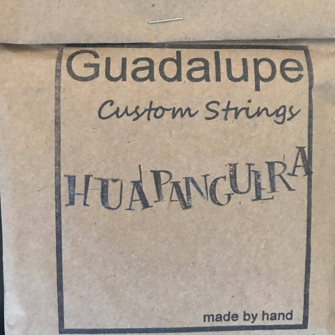 Quinta Huapanguera Strings by Guadalupe Custom Strings