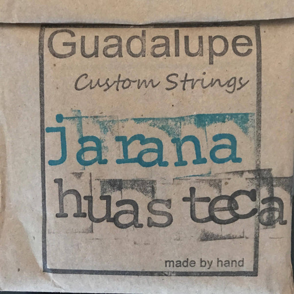 Jarana Huasteca Strings by Guadalupe Custom Strings