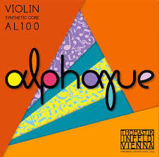 Alphayue Violin Strings by Thomastik-Infeld