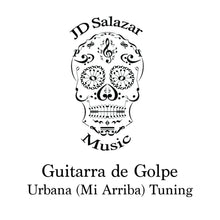 Guitarra de Golpe String Set by JD Salazar Music