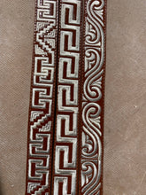 Leather Guitarron Strap by JD Salazar Music