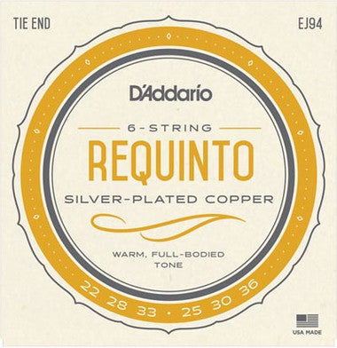 Requinto Romantico Strings by D'Addario