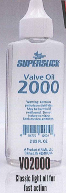 Superslick Valve Oil 2000 2oz