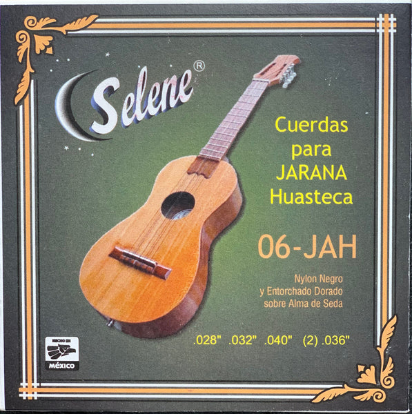 Jarana Huasteca Strings by Selene