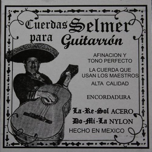 Selmer Guitarrón Strings