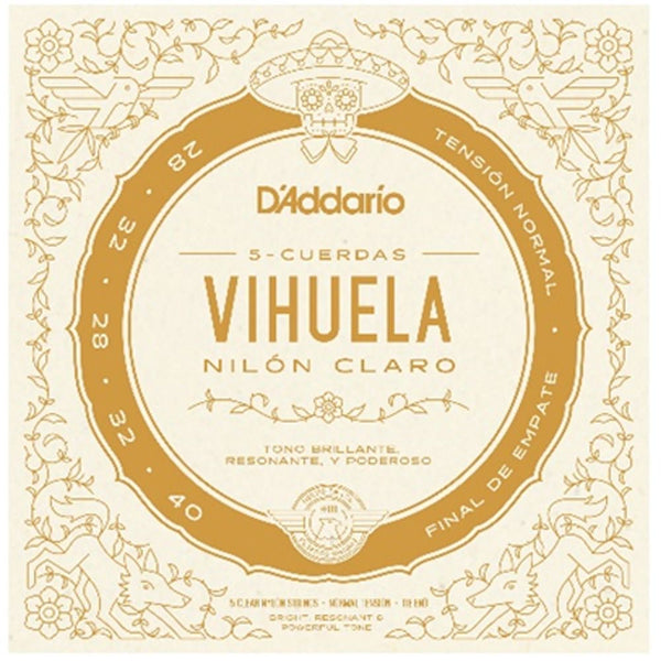 Vihuela Strings by D'Addario
