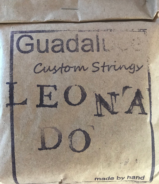 Leona Strings by Guadalupe Custom Strings