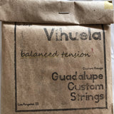 Vihuela Strings by Guadalupe Custom Strings