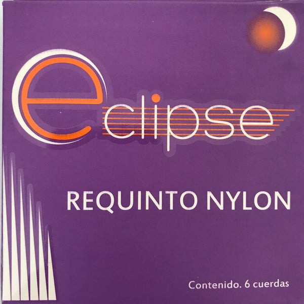 Eclipse Requinto Romantico Strings by Cuerdas Prado
