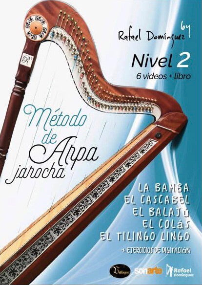 Jarocho Harp Method-Level 2 (Digital Delivery)