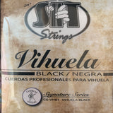 Candelas Guitars Signature Series Vihuela Strings by S.I.T Strings