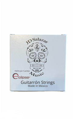 Guitarrón Strings by JD Salazar Music