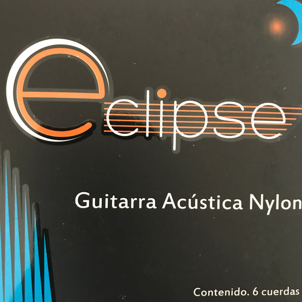 Eclipse Classical Guitar Strings by Cuerdas Prado