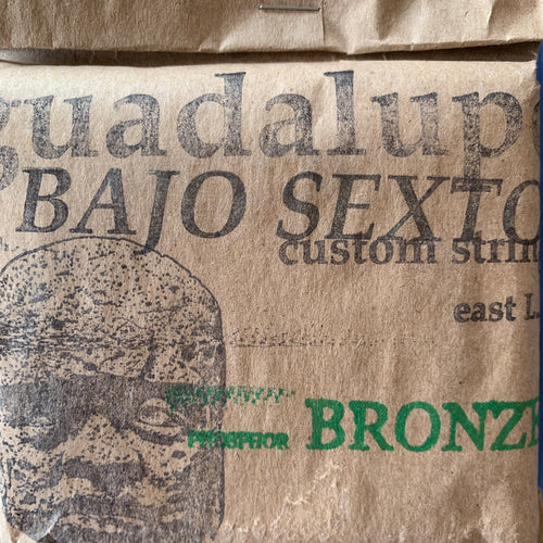 Bajo Sexto Strings by Guadalupe Custom Strings