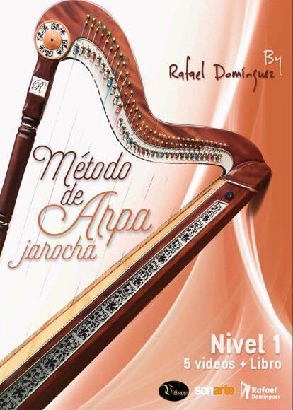 Jarocho Harp Method-Level 1 (Digital Delivery)