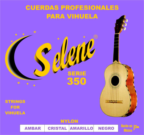 Vihuela Strings by Selene