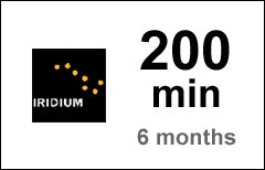 Iridium Global 200-min