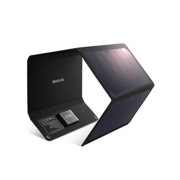 RAVPower 28W 3-port Solar Charger